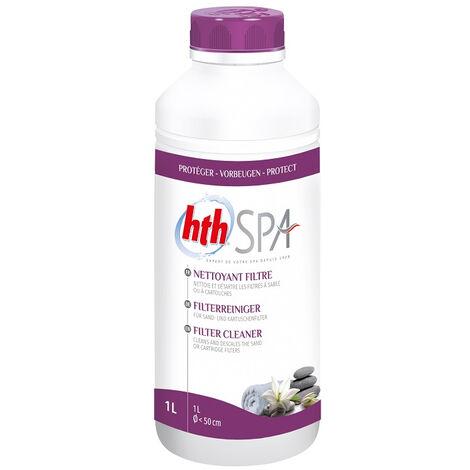 Nettoyant filtre Hth Spa