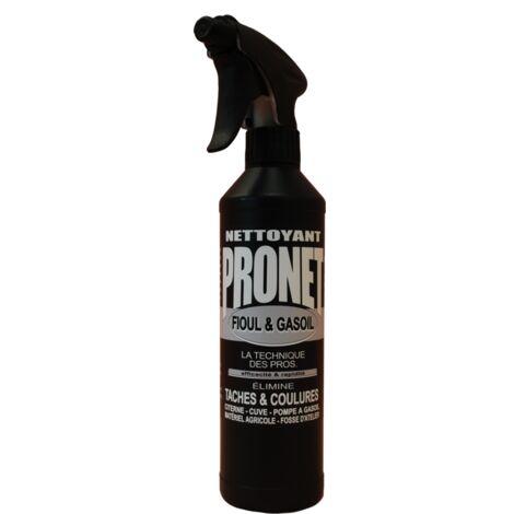 Nettoyant Fioul Gasoil Huile 500ml - PRONET