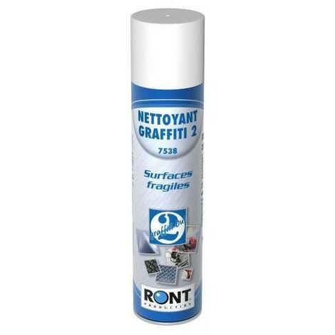 Nettoyant Graffitis - Surface Fragile - RONT