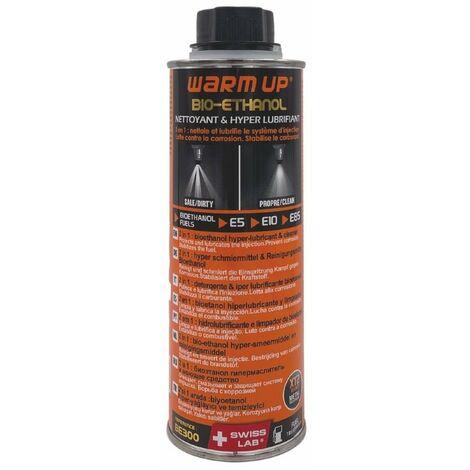Nettoyant injecteur éthanol, bioethanol, 300ml - WARM UP