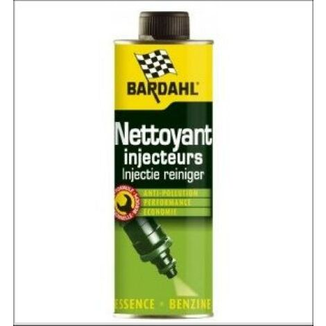 Nettoyant injecteurs essence - 500ml - BA1198 - Performance. Economie. Anti-pollution. Bardahl