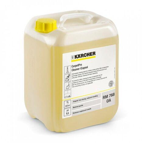 Nettoyant moquette iCapsol RM 768 OA 10 litres - 62956340 - Karcher
