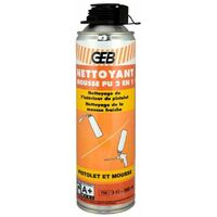 Nettoyant mousse polyuréthane 2 en 1, 500 ml
