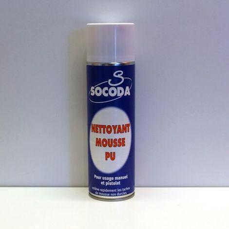 Nettoyant Mousse Polyuréthane SOCODA 500ml