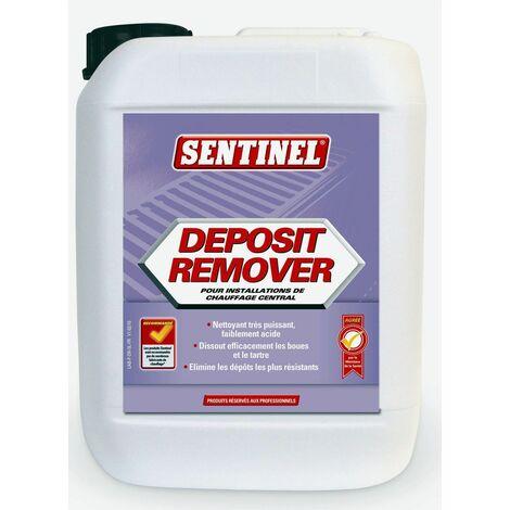 Nettoyant organique DEPOSIT REMOVER - Le bidon de 5 litres