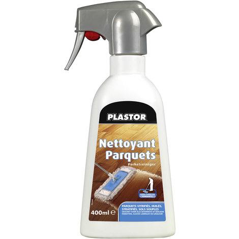Nettoyant parquet Plastor : pour usage quotidien sur tous types de parquets
