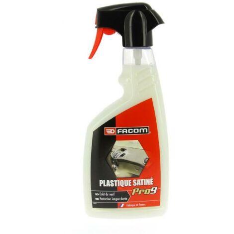 Nettoyant plastique satiné 500 ml