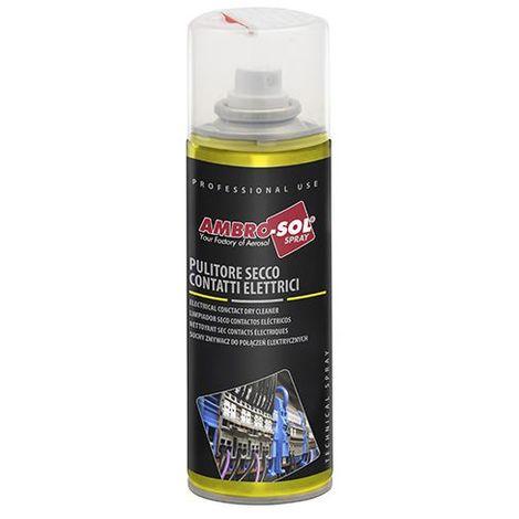 Nettoyant pour contacts électriques et électroniques 200 ml - M202 - Ambro-sol - -