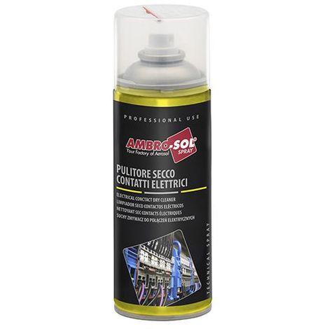 Nettoyant pour contacts électriques et électroniques 400 ml - M200 - Ambro-sol - -