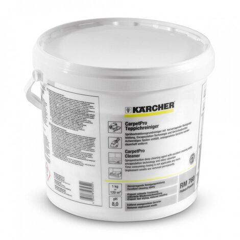 Nettoyant pour moquettes RM 760 en poudre 10 kg CarpetPro - 62958470 - Karcher