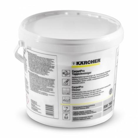 Nettoyant pour moquettes RM 760 en poudre seau 10kg