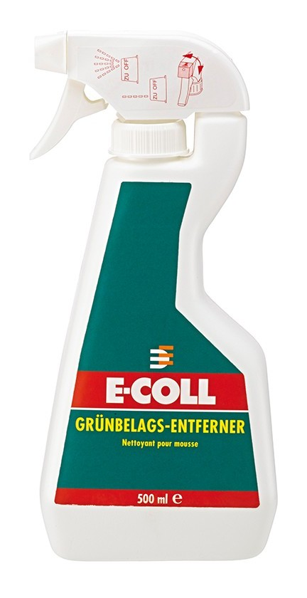 Nettoyant pour mousse 500ml (Par 6) - E-coll