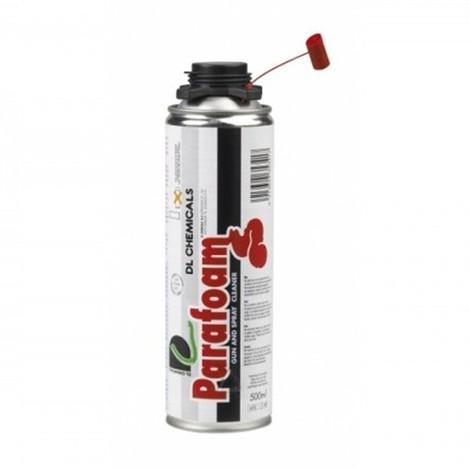 Nettoyant pour mousse polyuréthane DL CHEMICALS - 500 ml - 090005000