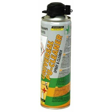 Nettoyant pour mousse pu nbs pur cleaner aerosol 500 ml