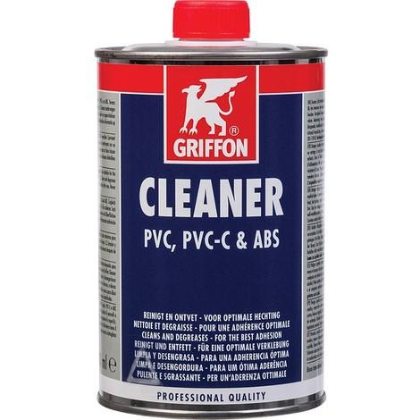 Nettoyant pour PVC rigide, PVC-C et ABS pot de 500ml