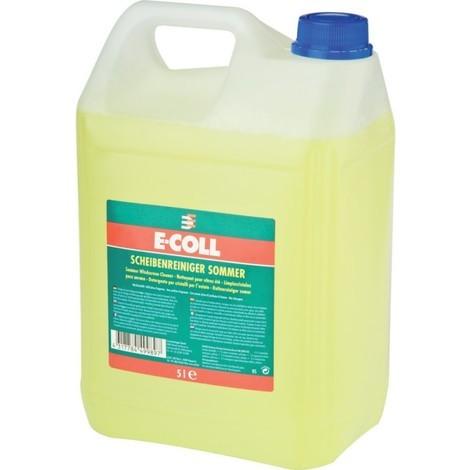 Nettoyant pour vitres - 5 litres - E-COLL (Par 3)