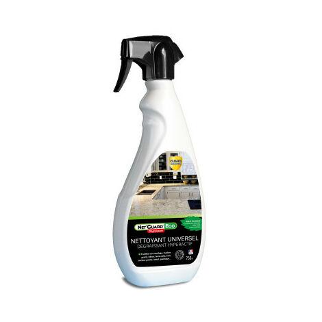 Nettoyant professionnel cuisine baignoire marbre parquet - ULTRA Net'Guard® - spray 750 ml