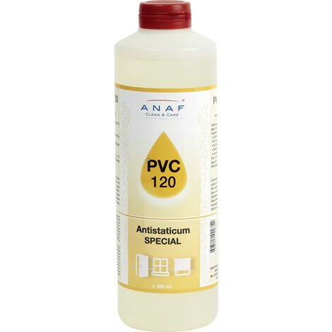 Nettoyant pvc 120 - Capacite : 0,500 L - ANAF