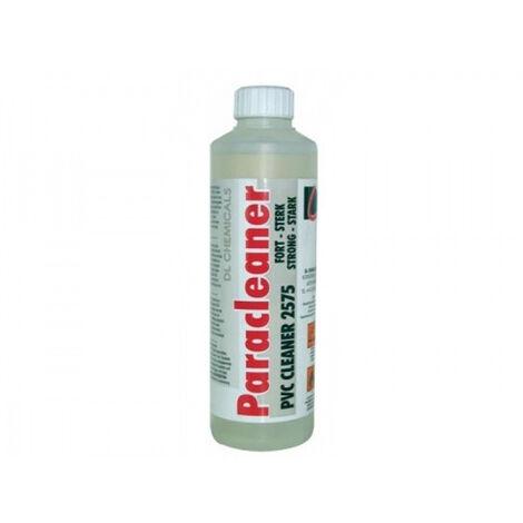 Nettoyant PVC Cleaner 2575 Strong DL CHEMICALS - Fort - Lot de 12 - Flacon de 0.50L - 1500013N000341