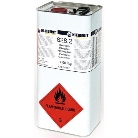 Nettoyant PVC K20 élimination des souillures et préparation des surfaces au collage, bidon de 4 kg