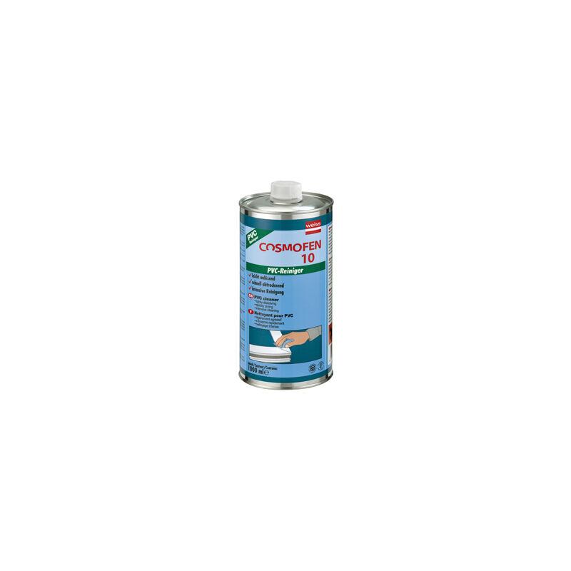 Nettoyant pvc peu corrosif - Capacite : 1 litre - WEISS