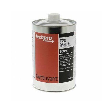 Nettoyant PVC T20 - 800ml