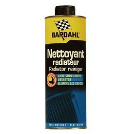 Nettoyant radiateur - 500ml - BA1096 - Elimine les depots. Anti-surchauffe. Detartrant. Bardahl