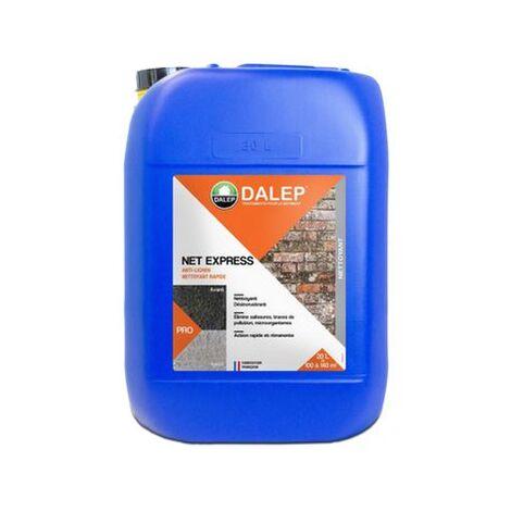 Nettoyant rapide Net Express DALEP Bidon de 20 Litres - 425020
