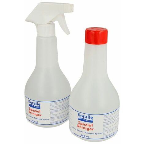 Nettoyant spécial Koralle L41522 pour paroi de douche / pare-douche