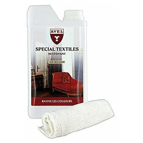"""main image of """"Nettoyant Special Textile 500ml - AVEL"""""""