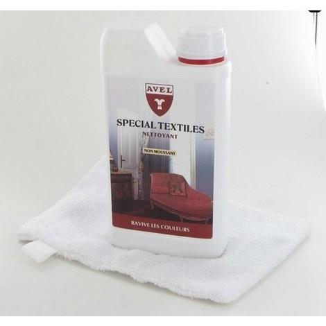 Nettoyant spécial textiles 500ml - D343079