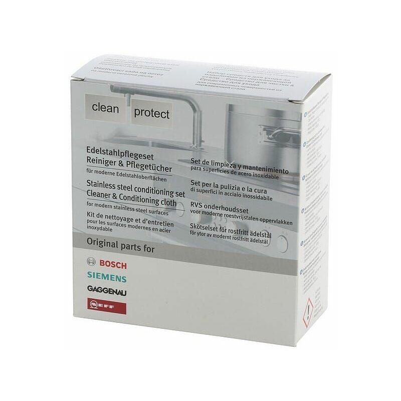 Universel - Nettoyant surfaces acier inoxydable pour Hotte, Droguerie