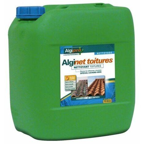 Nettoyant toitures alginet 15l
