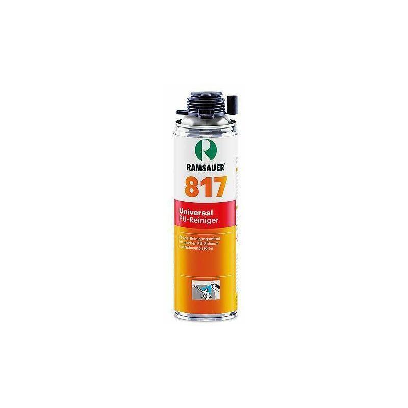 Ramsauer - Nettoyant Universel 817/827 pour pistolet mousse surfaces et vetements