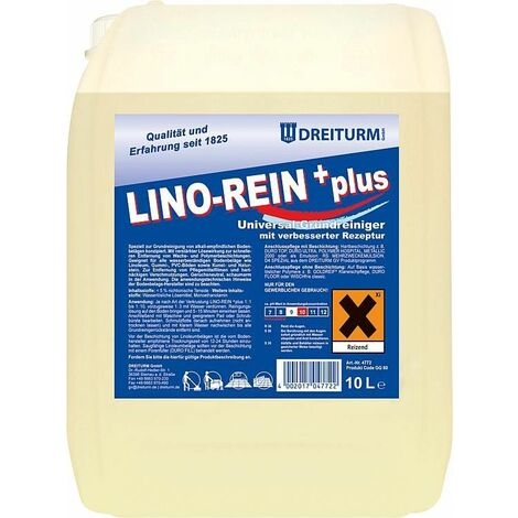 nettoyant universel DREITURM LINO-REIN+ 10 litres en bidon