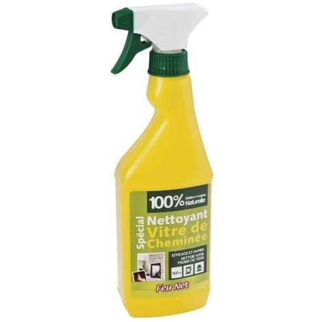 Nettoyant vitre d'insert 100% naturel