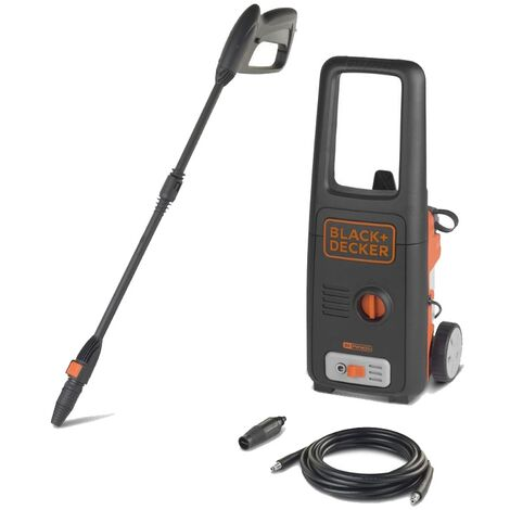 Nettoyer haute pression Black & Decker PW 1400 TDK PLUS