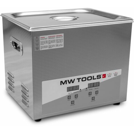 Nettoyeur à ultrasons 10 l MW-Tools UCC010