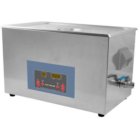 Nettoyeur à ultrasons 20 l MW-Tools UCC020