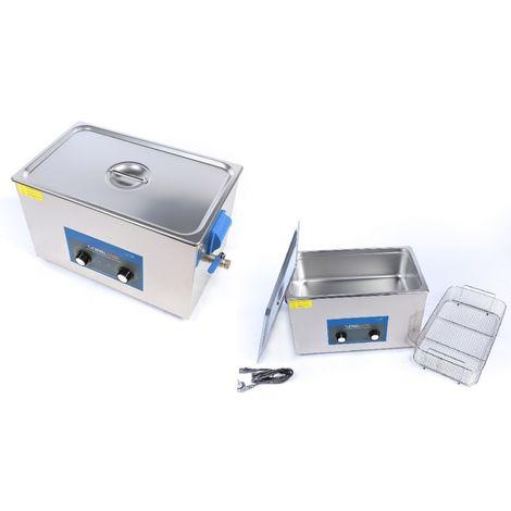 Nettoyeur à ultrasons analogique 20 L - 500W
