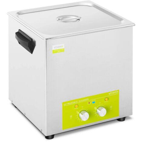 Nettoyeur à ultrasons Bain Ultrason Bac Sonicateur Cuve Ulsonix 15L Puissance Ultrason 240W