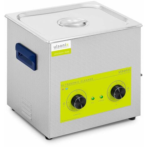 Nettoyeur bac machine ultrason professionnel 10 litres 240 watts