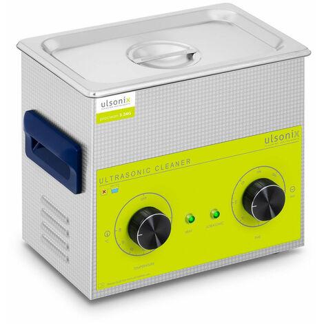 Nettoyeur bac machine ultrason professionnel 3,2 litres 120 watts
