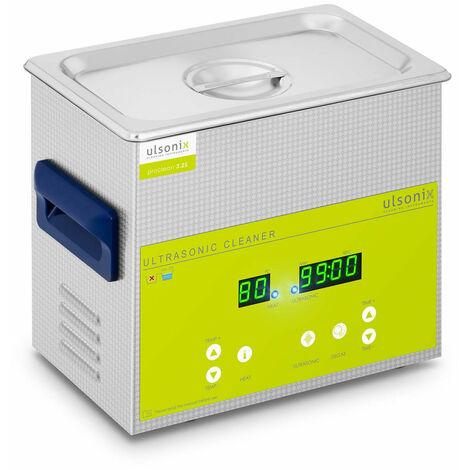 Nettoyeur bac machine ultrason professionnel dégazage 3,2 litres
