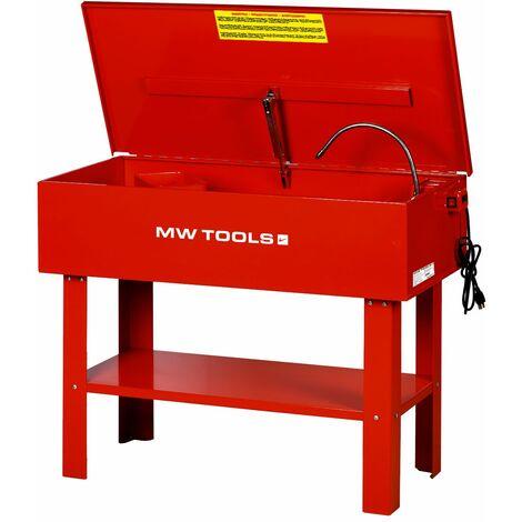 Nettoyeur de pièces 150L MW-Tools CAT340