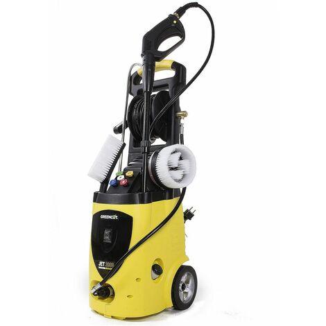 Nettoyeur haute électrique pression pour le nettoyage ménager 262 bar -GREENCUT