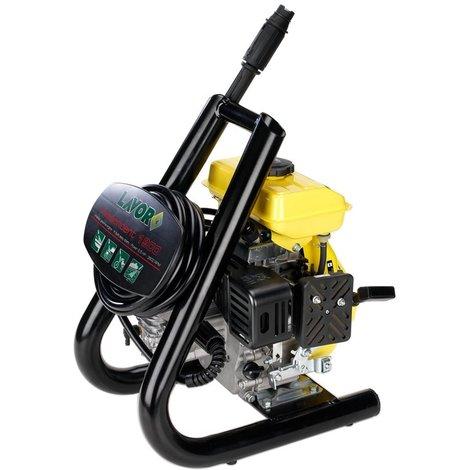 Nettoyeur haute pression 130 bars eau froide thermique 2,5 HP, 520 l/h ..