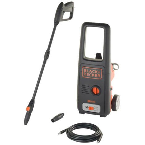 Nettoyeur haute pression BLACK & DECKER 120 bar - 1500W