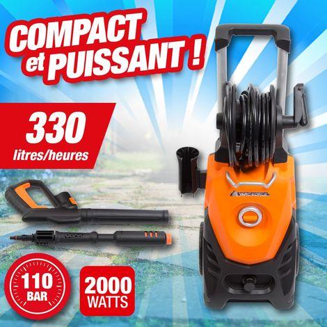 Nettoyeur Haute Pression électrique - 150 bars - 330 litres/heure