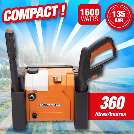 Nettoyeur Haute Pression électrique Compact